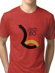 Western Australia 150 Tri-blend T-Shirt