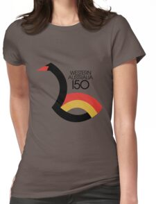 Western Australia 150 Womens Fitted T-Shirt