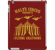 The Flying Graysons iPad Case/Skin