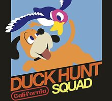Super Smash Bros Duck Hunt by FatherShaeffer