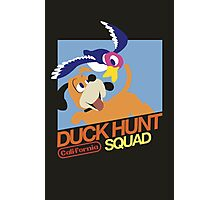 Super Smash Bros Duck Hunt Photographic Print