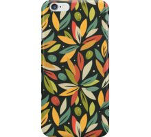 Olive branches iPhone Case/Skin