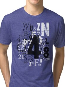 Type T Tri-blend T-Shirt