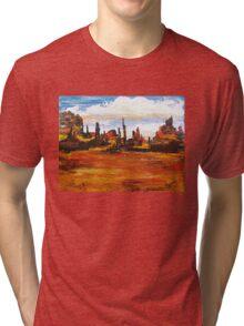 Monument Valley Tri-blend T-Shirt