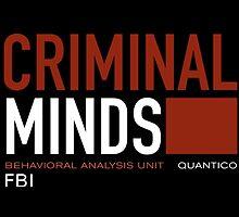 ciminal minds logo by nicolemicole