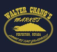 Chang's Market - Perfection, Nevada Kids Tee