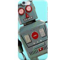 Wide Eyed Robot iPhone Case/Skin