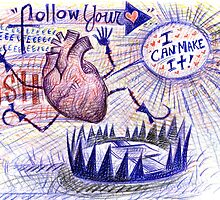 Follow Your Heart by Lincke