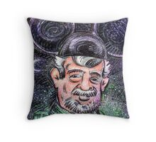 Good Ol' George Throw Pillow
