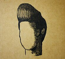 Gravity-Defying Quiff  by DavidBaddeley