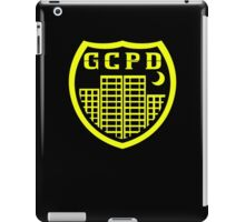 GCPD iPad Case/Skin