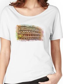 Colosseum Rome Women's Relaxed Fit T-Shirt