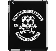 Sponges Of Anarchy iPad Case/Skin