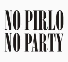No Pirlo, No Party by dsmithonline