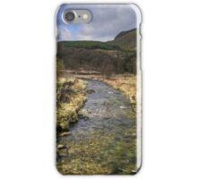 The River Duddon above Birks Bridge iPhone Case/Skin