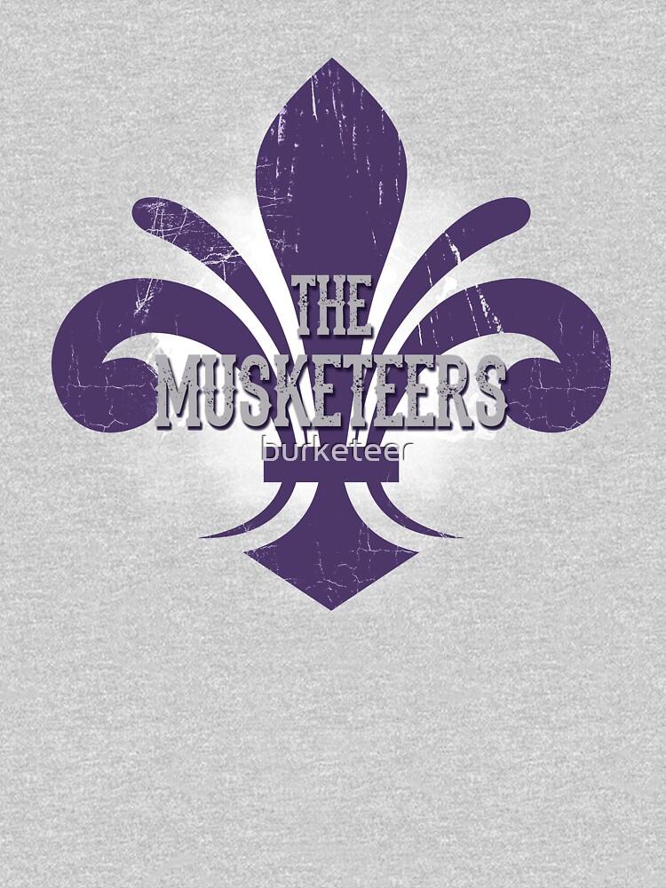 3 Musketeers Logo