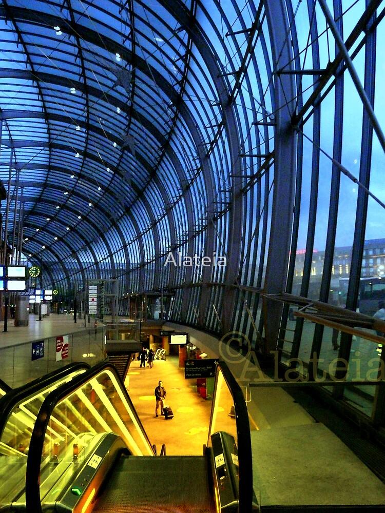 Strasbourg Centrale by Alateia