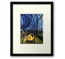 Strasbourg Centrale Framed Print