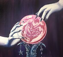 Crystal Ball by Alexandra Newton