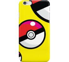 Pokeballs iPhone Case/Skin