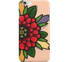Stain Glass Flower iPhone Case/Skin