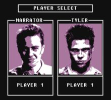 Player Select by drtees