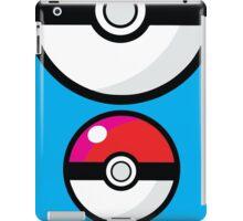 pokeballs 2 iPad Case/Skin