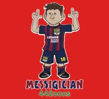 Lionel Messigician Kids Clothes