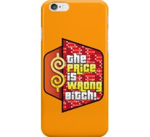 The Price is Wrong! iPhone Case/Skin