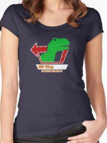 NoVac Women's Fitted Scoop T-Shirt