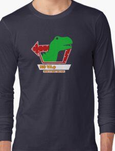 NoVac Long Sleeve T-Shirt