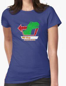 NoVac Womens Fitted T-Shirt