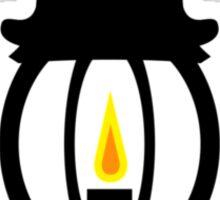 Lampy Sticker