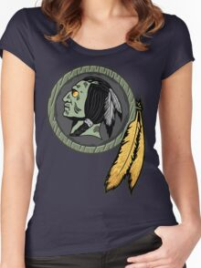 Undeadskins Women's Fitted Scoop T-Shirt