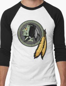 Undeadskins Men's Baseball ¾ T-Shirt