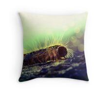 Little Explorer Throw Pillow