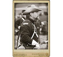 Union Captain Photographic Print