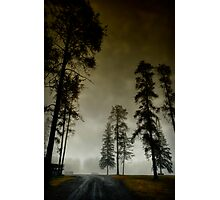 The Enchanted Photographic Print