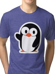 It's a Penguin Tri-blend T-Shirt