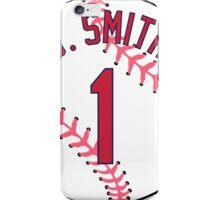 Ozzie Smith Baseball Design iPhone Case/Skin