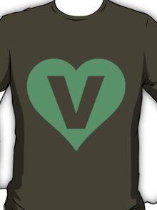 V for Vegetarian T-Shirt