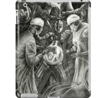 Gestation iPad Case/Skin