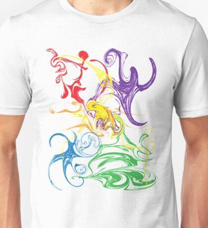 Ink Ghosts Unisex T-Shirt