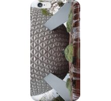 Epcot Water iPhone Case/Skin