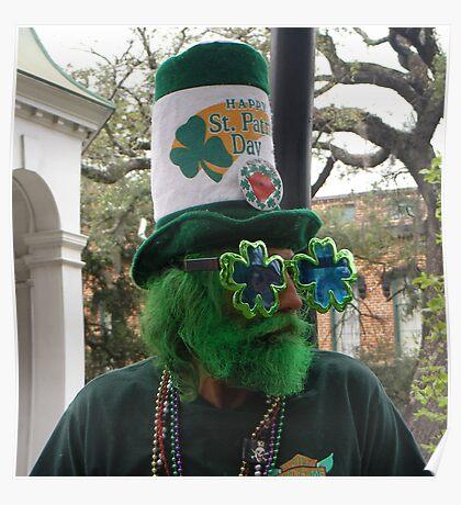 St Patricks Day Celebration Poster