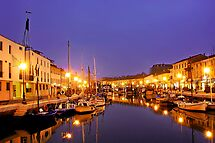 Cesenatico - Canal Harbour by paolo1955