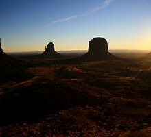 Monument Valley by Bhumi Shah