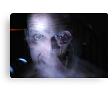 Ghostly appearnce mk3 Canvas Print