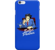Better call Phoenix iPhone Case/Skin