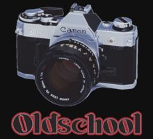 Oldschool Canon 4 by Toua Lee
